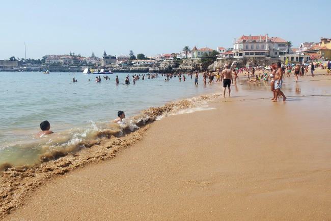 Portogallo, spiaggia di Cascais (2)