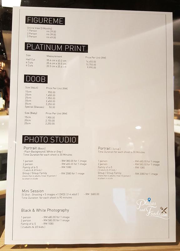 isetan lot 10 photo studio prices