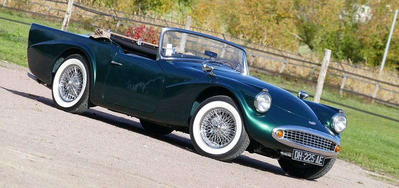 Daimler V8 / 1959 - Saulx Oct 2016 30472959935_173405208b_c