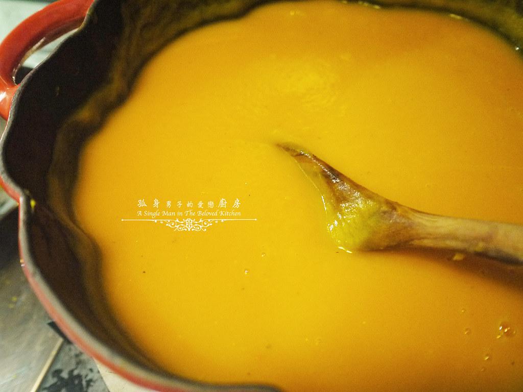 孤身廚房-香料南瓜湯31