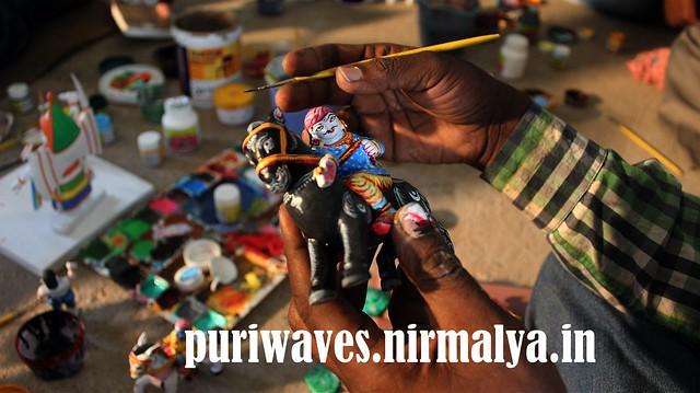 Painted Wooden Toys Craft Workshop – Pathuria Sahi Puri