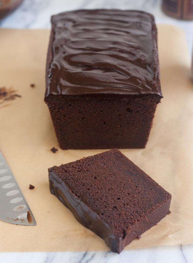 Chocolate Pound Cake Recipe Loaf Pan