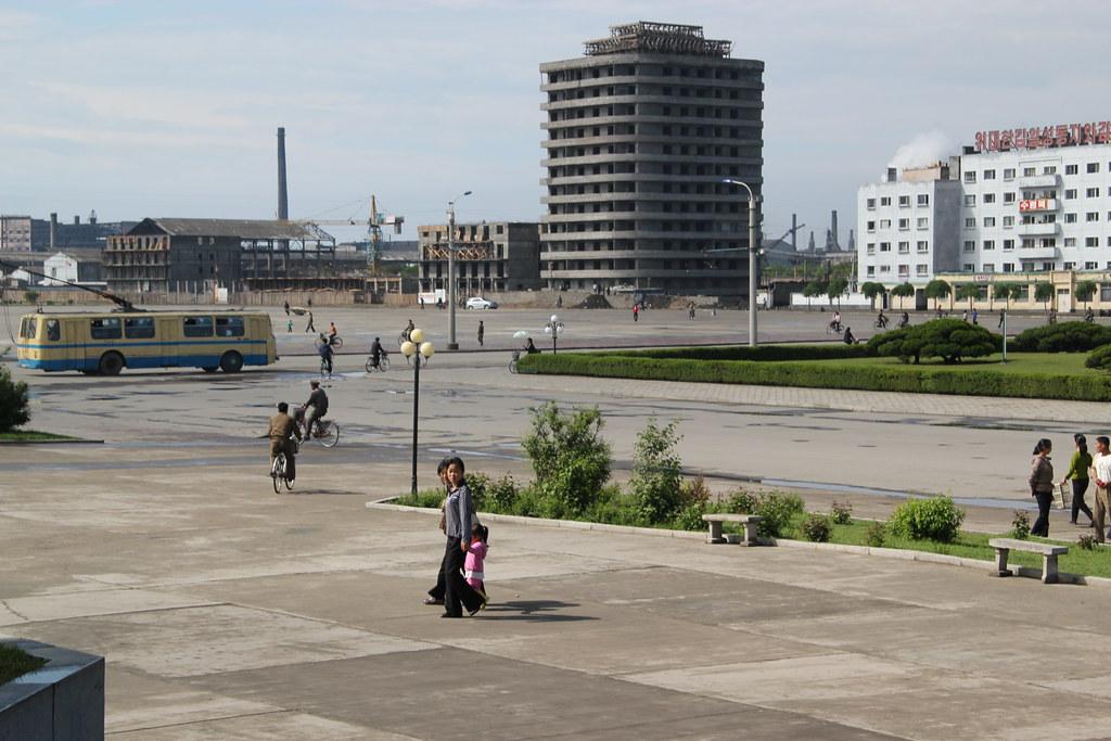 Chongjin North Korea | Raymond Cunningham | Flickr