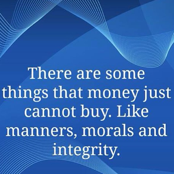 honesty in business Be honest with your customers and tell them that in your business, your profit  margin is fifteen percent they can buy from you if they want.