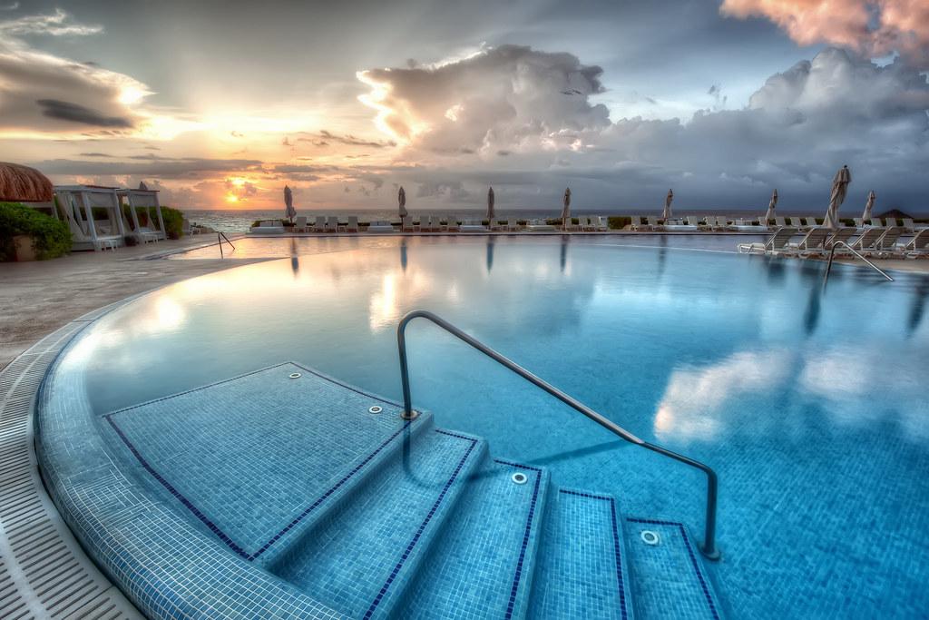 Live Aqua Cancun Room Map
