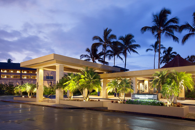 Kauai Luxury Hotels