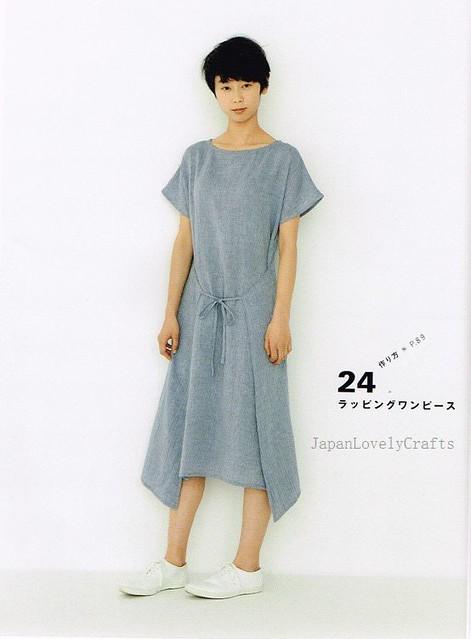 Apron Amp Apron Dress By Yoshiko Tsukiori Straight Stitch