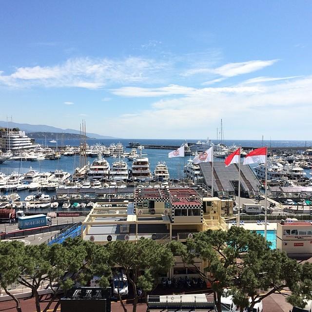 Dal porto di montecarlo tutto bene igers instagood for Porto montecarlo