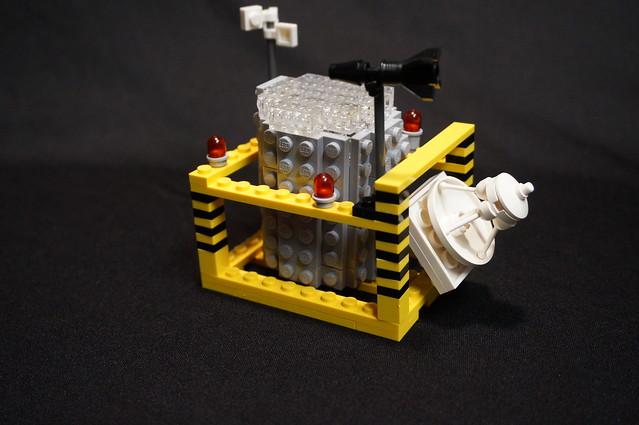 "Dorothy Sensor Pod from ""Twister""   Flickr - Photo Sharing!"