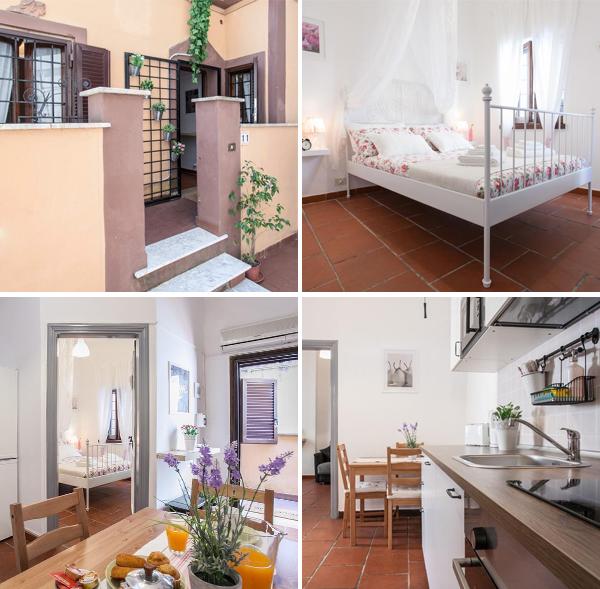 Hotel Vatican With Love, de los mejores sitios donde dormir en Roma
