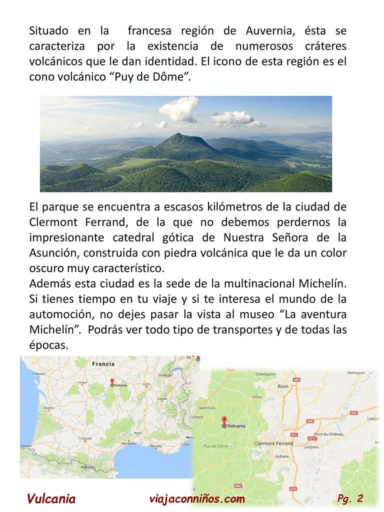 VULCANIA, EL PARQUE DE LOS VOLCANES
