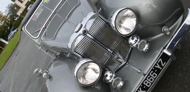 Triumph 1800 Roadster 1948 - Rambouillet Dim 20 Nov 2016 30333581693_099a28462f_c