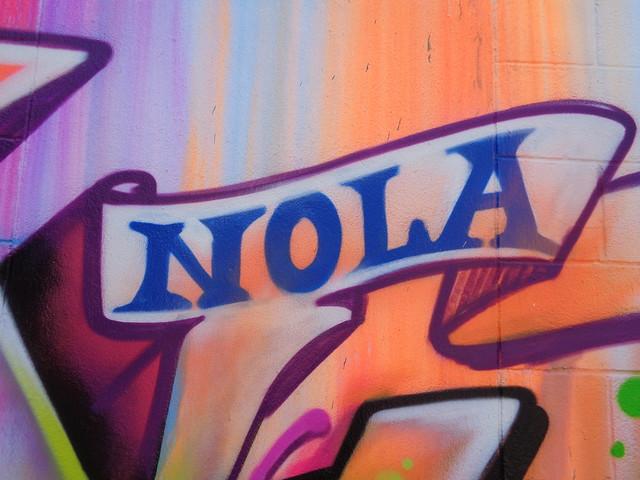 Top Mob: New Orleans Graffiti, Ogden Museum