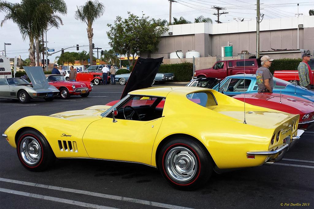 1969 Corvette Stingray >> 1969 Chevrolet Corvette Stingray Coupe in Safari Yellow - … | Flickr