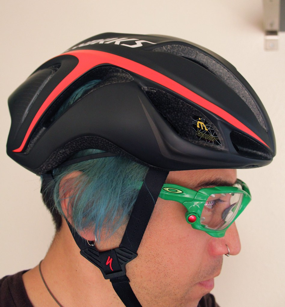 Specialized Evade aero road helmet | 2014 helmet. 261gr ...