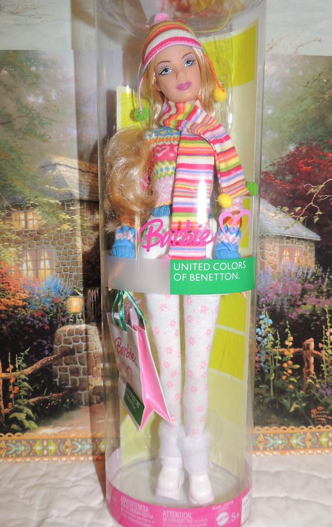 Fashion Fever Stockholm Barbie Doll United Colors Of Benet Flickr