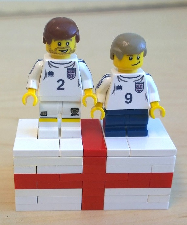 England football tribute