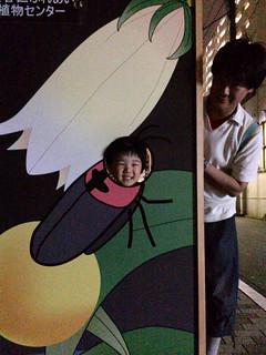 渋谷でホタル2014