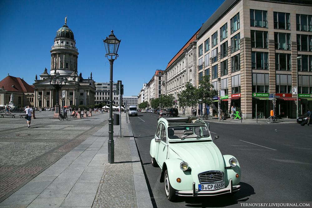 Улицы берлина в картинках