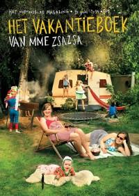 Het vakantieboek van Zsazsa