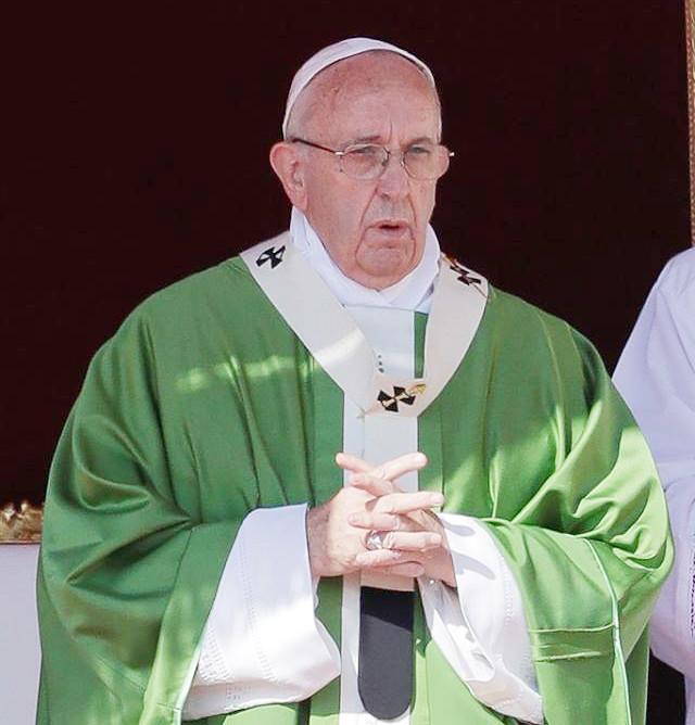 Bài Giảng Đức Thánh Cha Phanxicô Ngày Hành Hương ...