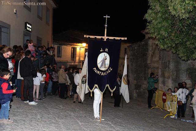 Procesión Extraordinaria del Nazareno de Montánchez
