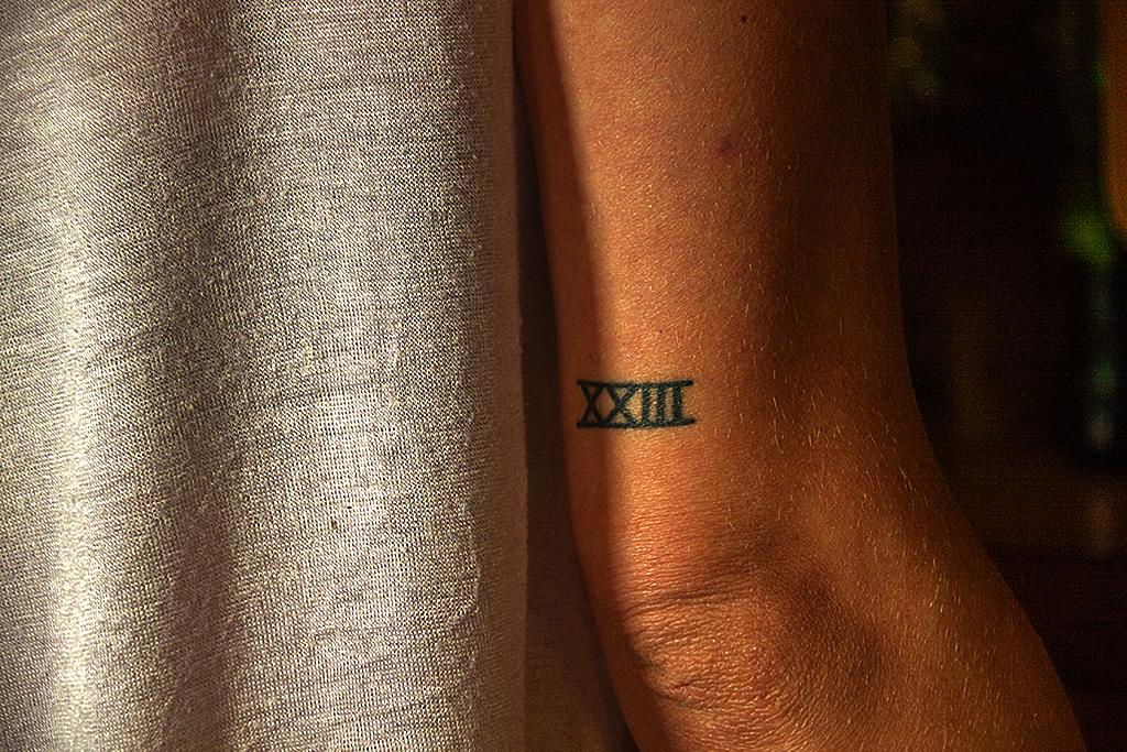23rd boyfriend tattoo--Italian Market