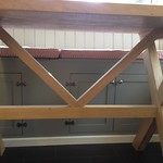 Timber Framer - Solid oak table