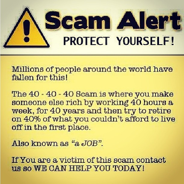 alert over scam scams watch