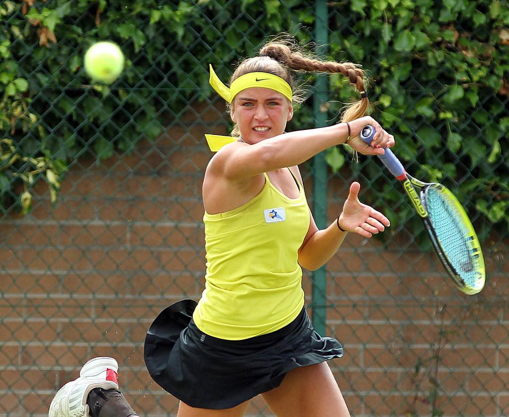 Windsor Tennis Club Belfast July 2013 Tennis ITF Junior To ...