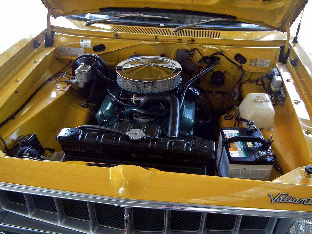 1973 Chrysler Vj Valiant Charger 770 E55 Coupe 1973