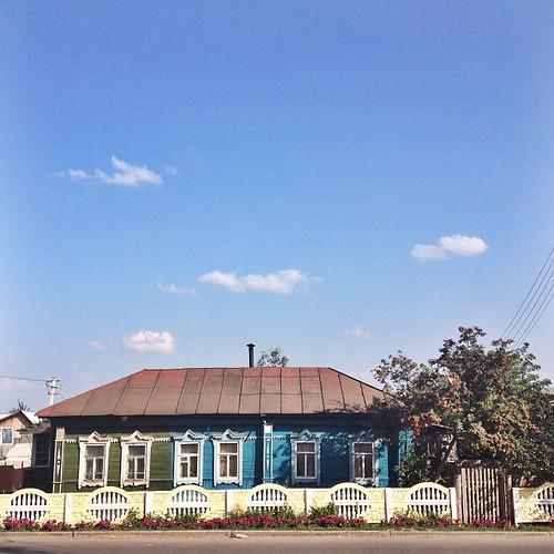 Город Сасово, Рязанская область, Россия. Август 2013 by Dmitry Barsov