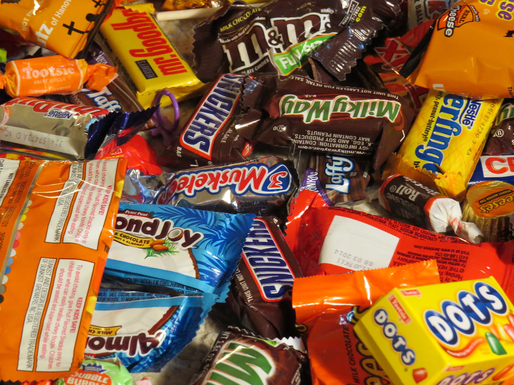 Halloween Candy Luke Jones Flickr