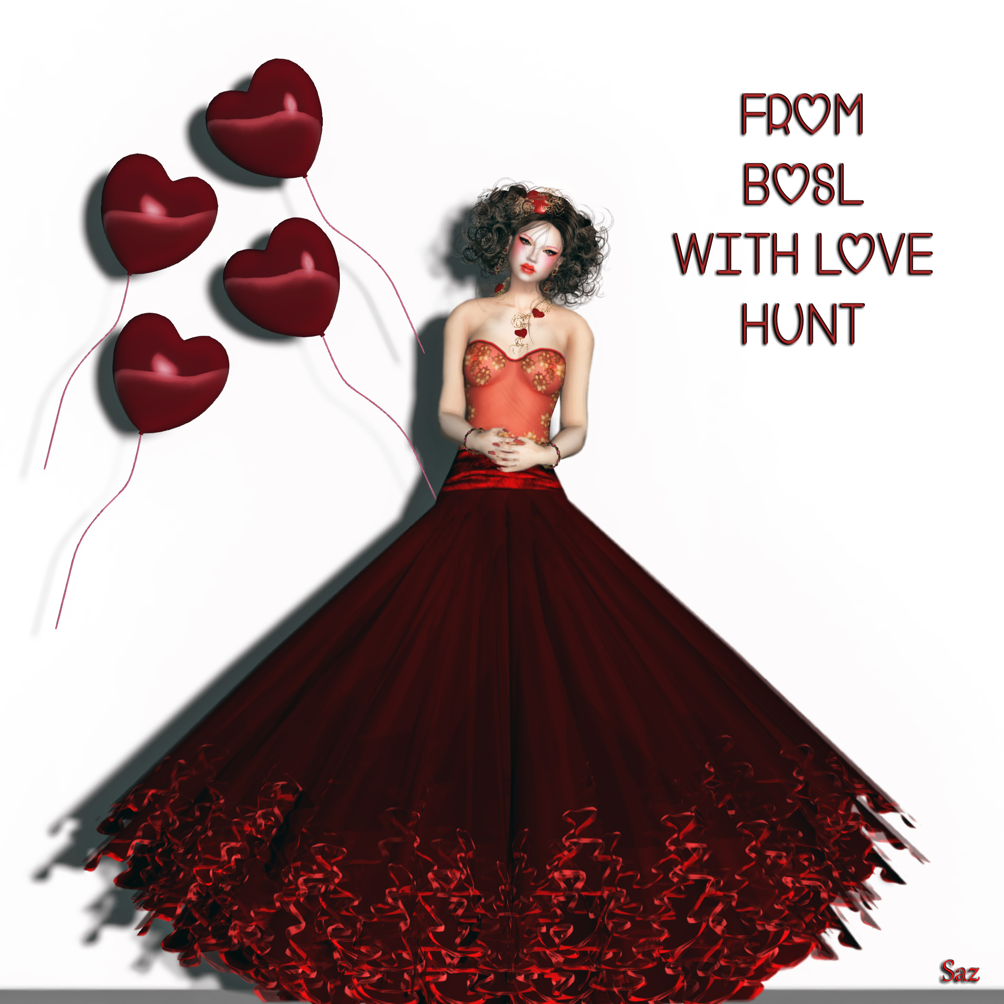 !Lyrical B!zarre Templates! - With Love FP
