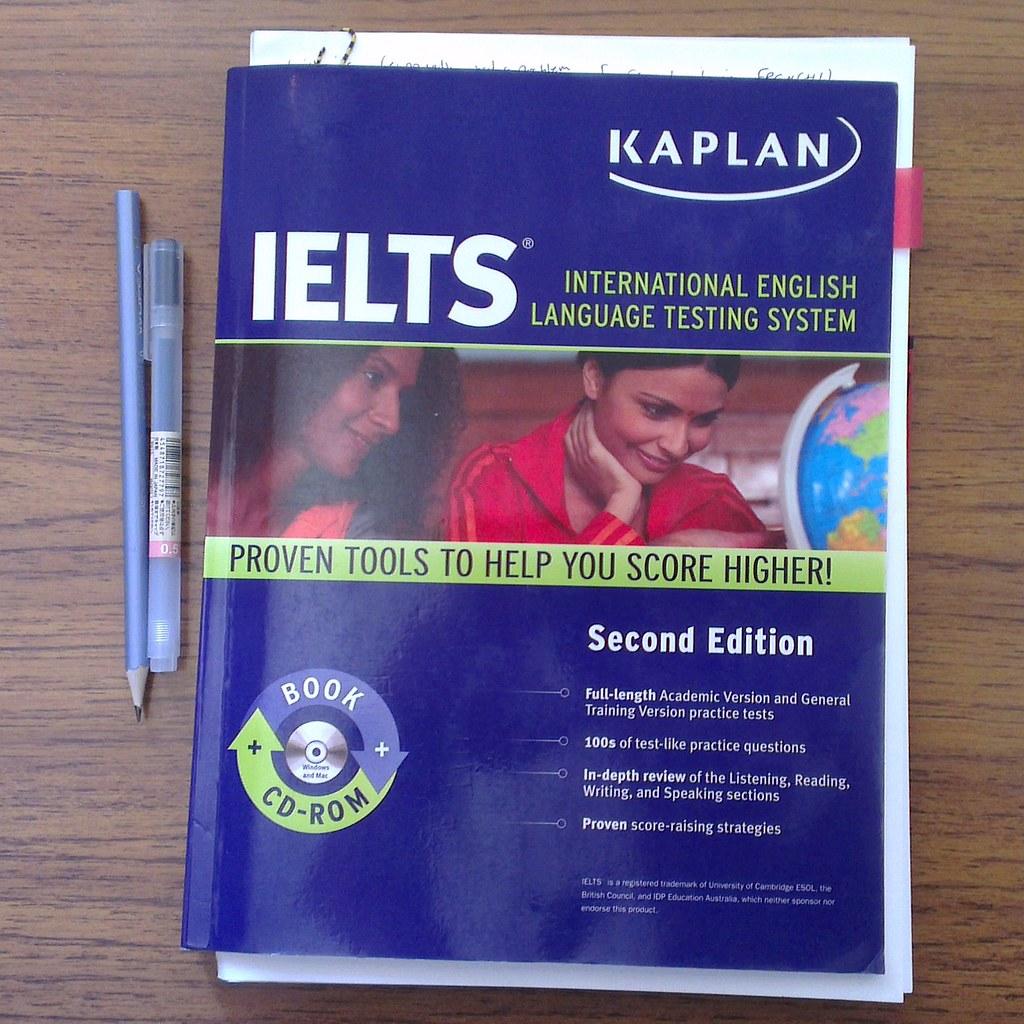 Ielts academic books download