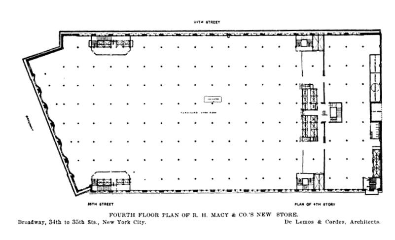 Macys herald square floor plan meze blog for Macy s herald square floor directory