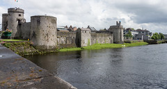 Explore at King John Castle - Things to do in Shannon