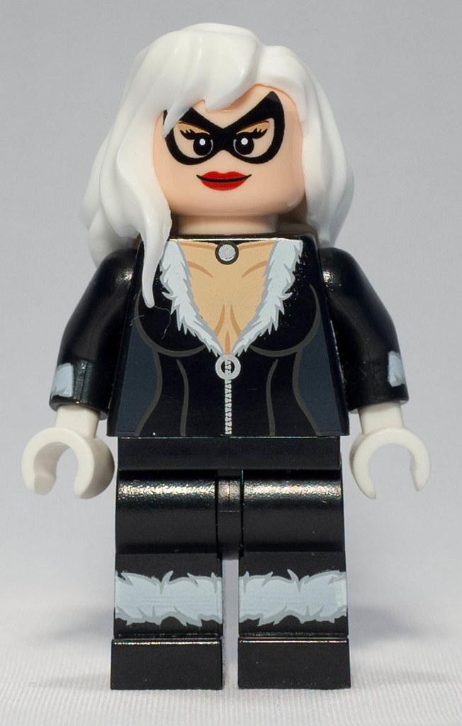 Lego Black Cat Minifigure by Christo. | Lego Black Cat ...