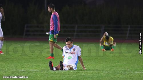 Melfi-Catania 1-1: Alla faccia del blasone$