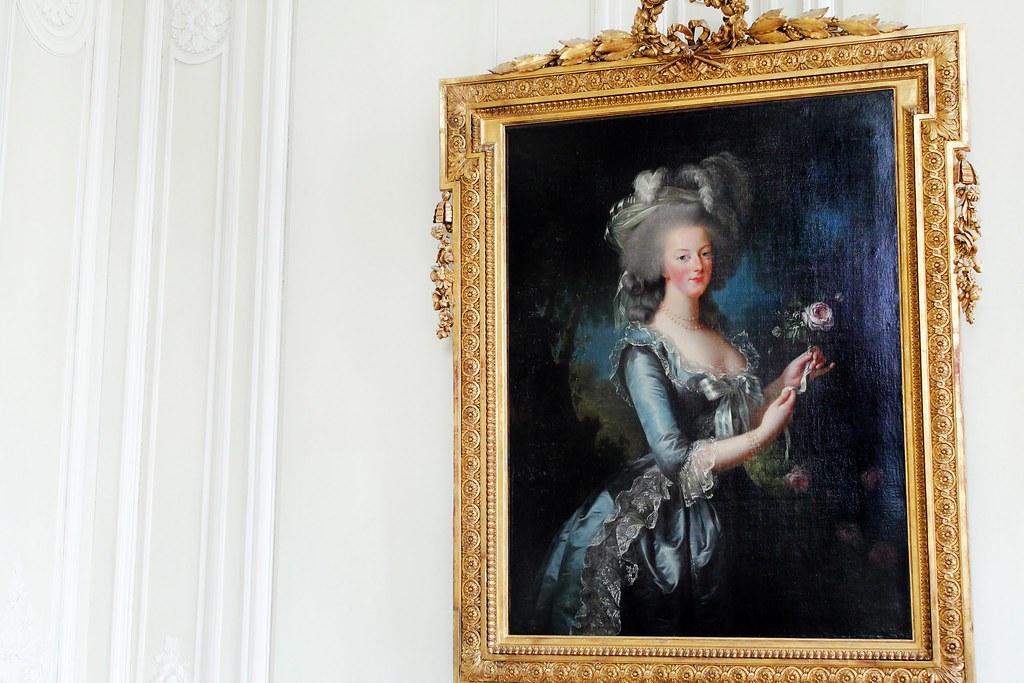 Drawing Dreaming -  guia de sobrevivência de Versailles - Marie Antoinette