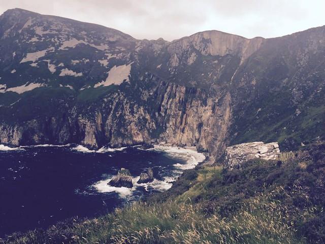 Slieve League cliffs, Donegal