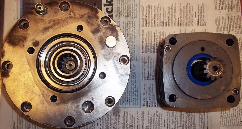 Sauer danfoss hydraulic motor reseal 151f0581 a sauer for White hydraulic motor seal kit