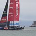 Team New Zealand passes Alcatraz