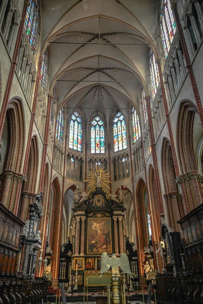 St Salvator's Cathedra...