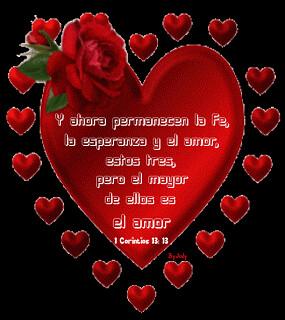 Alin Corazones De Amor Con Frases Romanticas Para Facebook