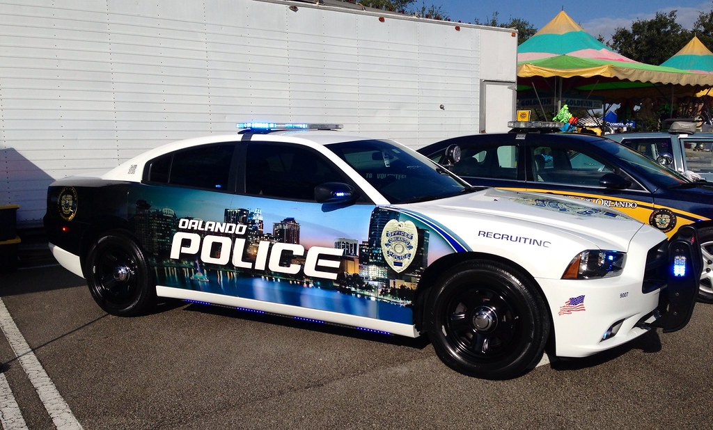 Orlando Police Department - Recruiting Unit   Dodge Charger   InfiniteJoules   Flickr