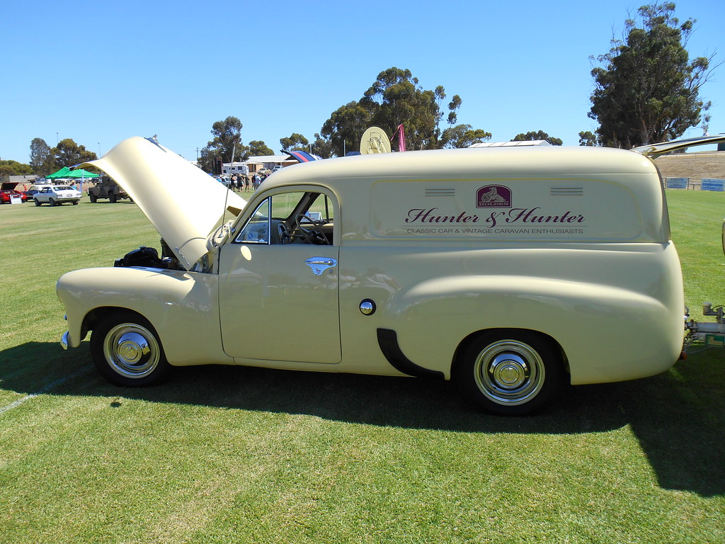 All Car Company >> 1955 Holden FJ Panel Van | This is a rare 1955 Holden FJ Pan… | Flickr