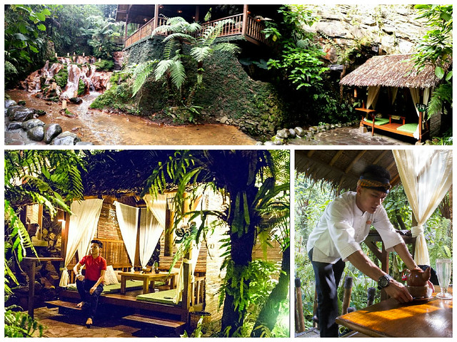 10 kampung daun collage