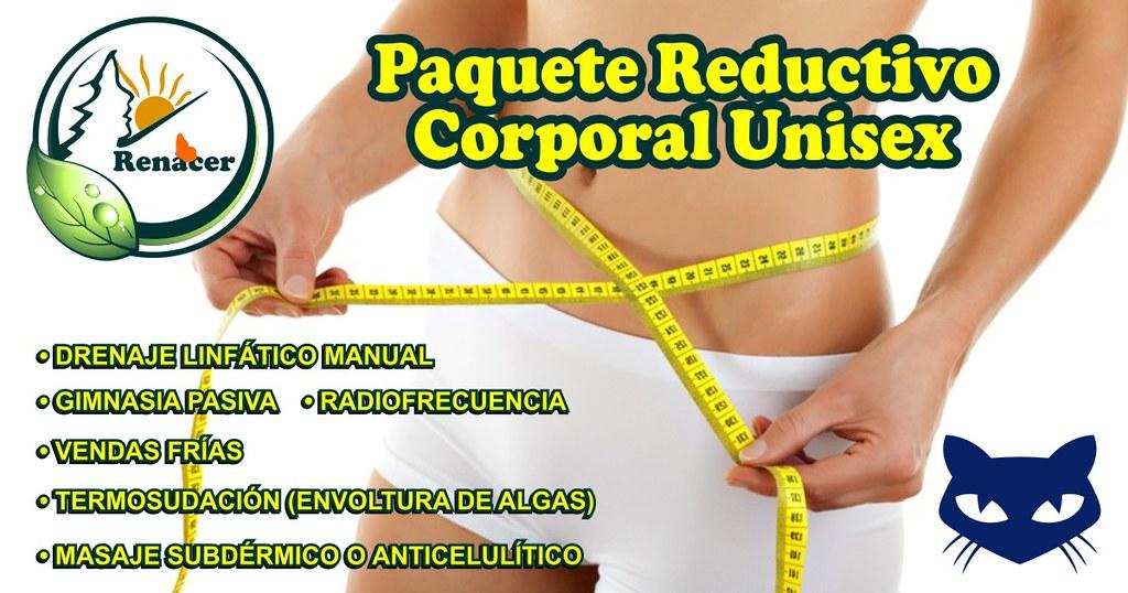 Lee el articulo completo Paquete Reductivo Corporal Unisex en RENACER Aesthetics