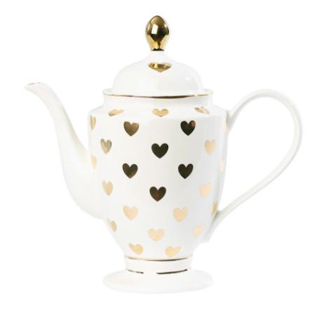coffee pot hearts
